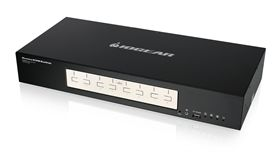 8-Port Dual-Link DVI Secure KVM Switch (TAA)