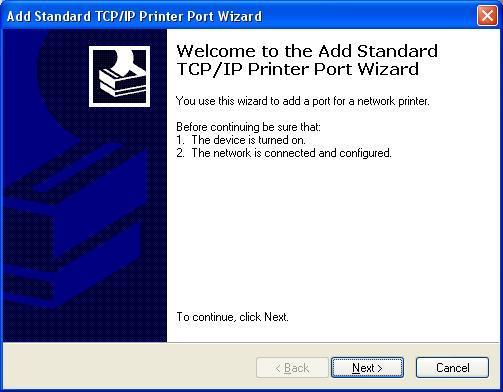 How to Set Up Standard TCP/IP Port Configuration in Windows XP and ...